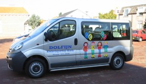 Bus Dolfijn